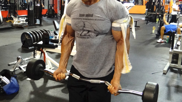 187 Does Blood Flow Restriction Increase Muscle When